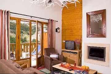 Reserve chalet balcons du soleil ddt