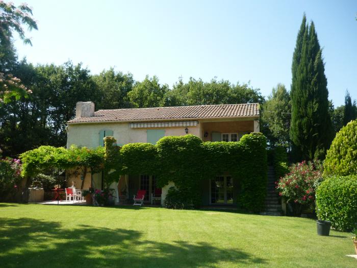 location villa aix en provence 8 personnes b398