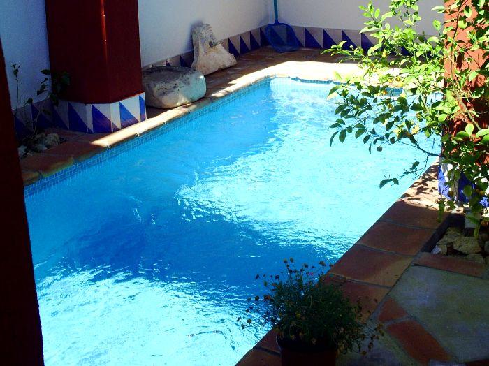 Location villa santaella 4 personnes ect402 - Villa a louer casa do dean ...