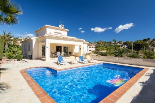 Villa / Maison Promenade à louer à Moraira
