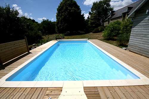 Location villa quimperl 8 personnes b997 for Piscine quimperle
