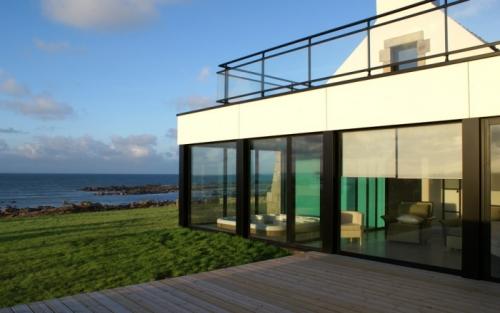 Location villa / maison proche plouescat-
