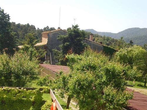 Rental villa / house masia brugarolas i  34120