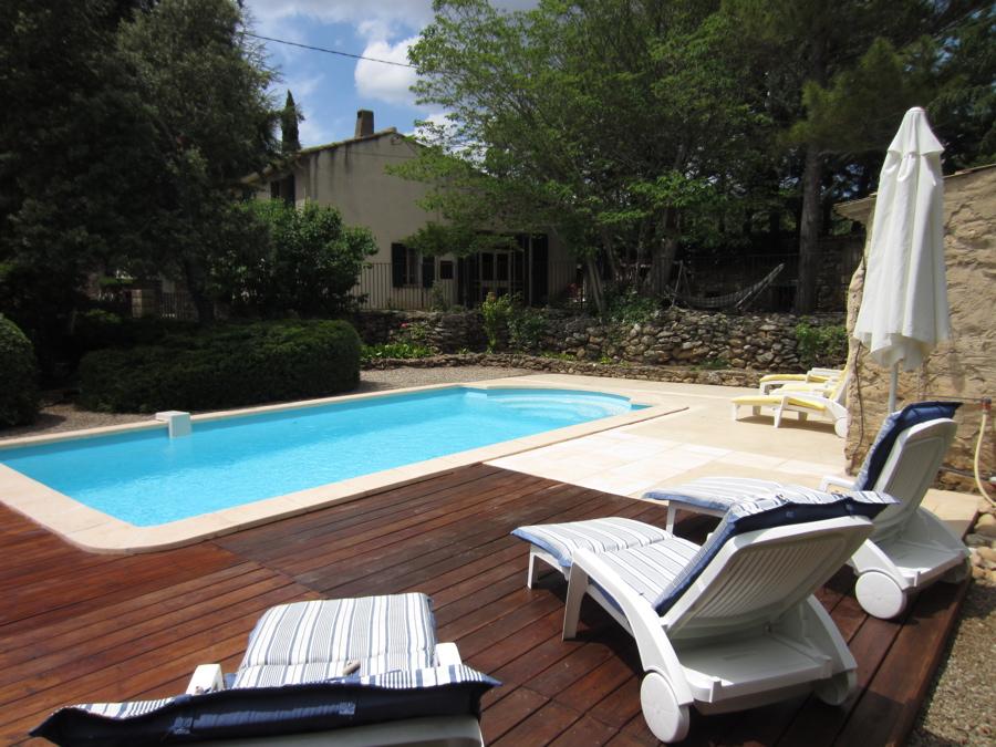 Location villa / maison ansouis