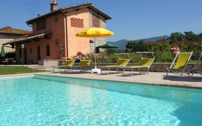 Villa / Maison Pallatoio  à louer à Borgo San Lorenzo