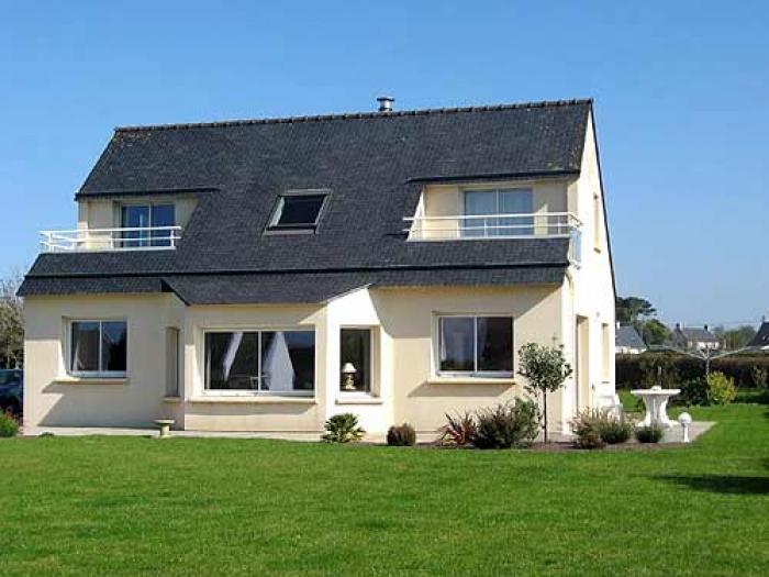 Villa / Haus Theven zu vermieten in Ploudalmézeau
