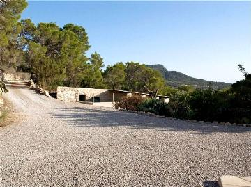 Rental villa / house cala d'hort