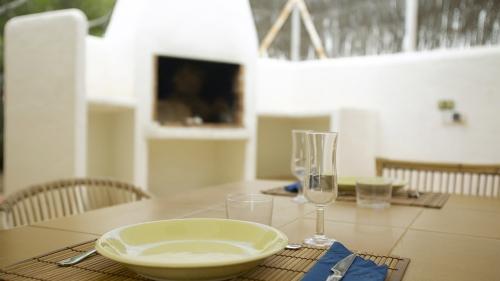 Séjour dans une maison : ibiza