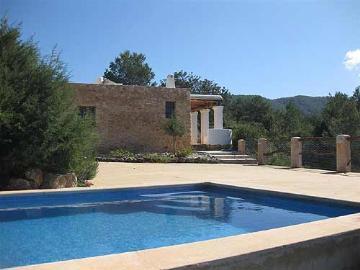 Reserve villa / house ibiza