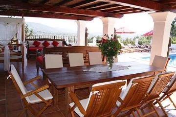 Villa / house ibiza to rent in sant joan de labritja