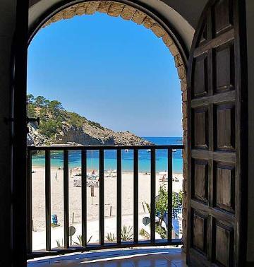 Villa / Maison Ibiza à louer à Cala Vadella