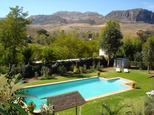 Villa / terraced or semi-detached house casas anielas to rent in ronda