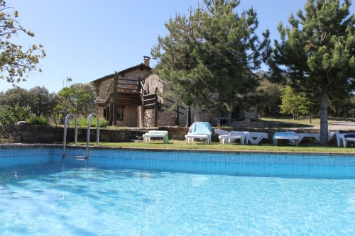 Villa / house Sobreroca 10419 to rent in Coll de Nargo