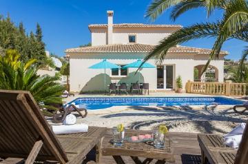 Villa / Maison Ami à louer à Moraira