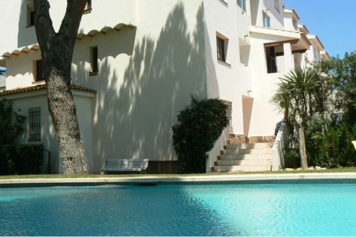 Apartment Amarres 4/6 to rent in La Escala