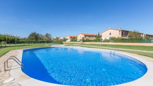 Location villa / maison mitoyenne mas pinell 44