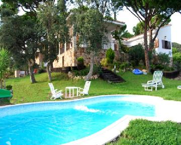 Villa / Maison Andra à louer à Lloret de Mar - Canyelles