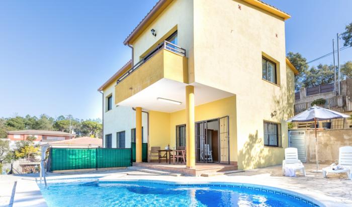 Villa / house Camelia to rent in Lloret de Mar - Aigua Viva Park