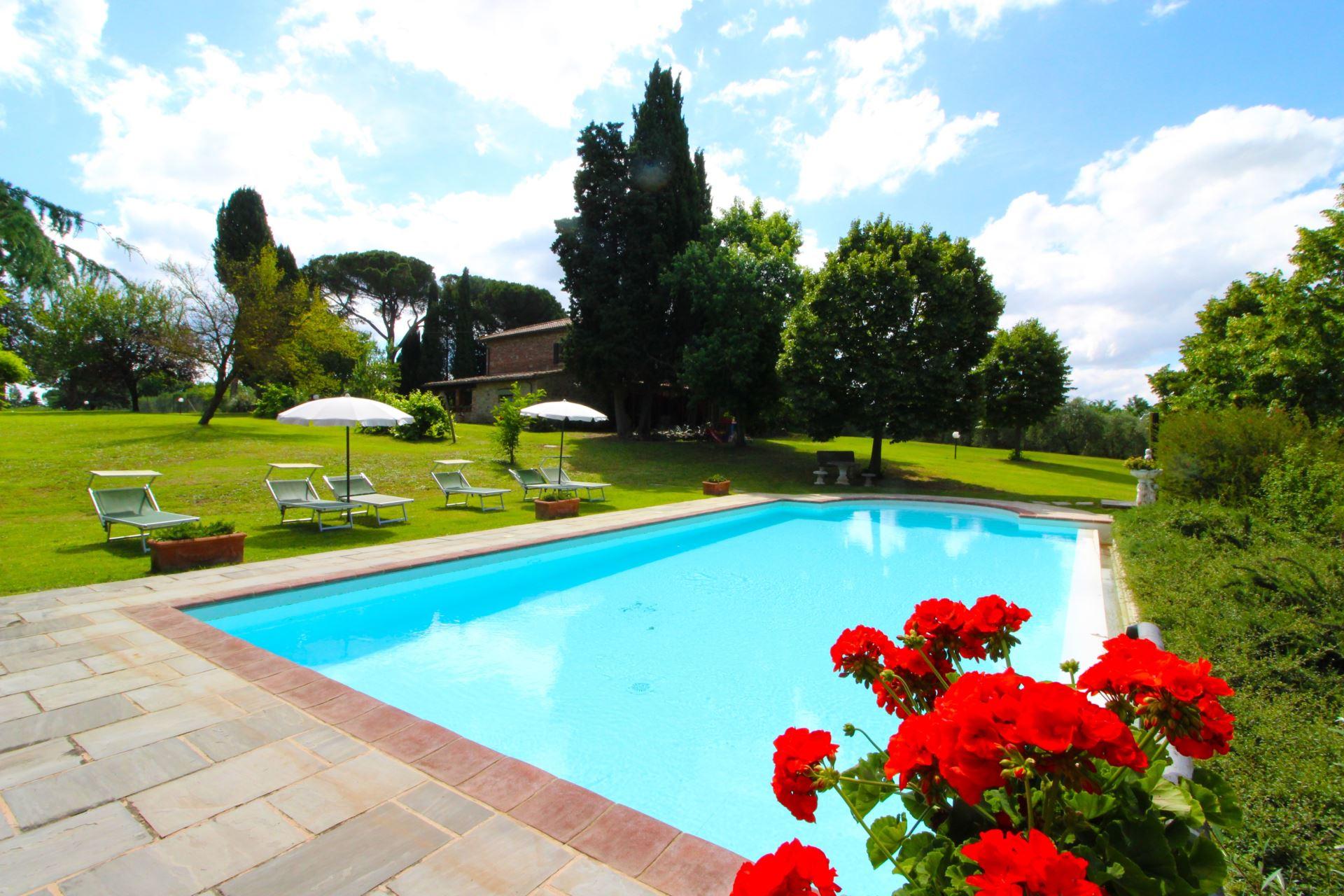 Villa / house Cecilia to rent in Castiglion Fiorentino