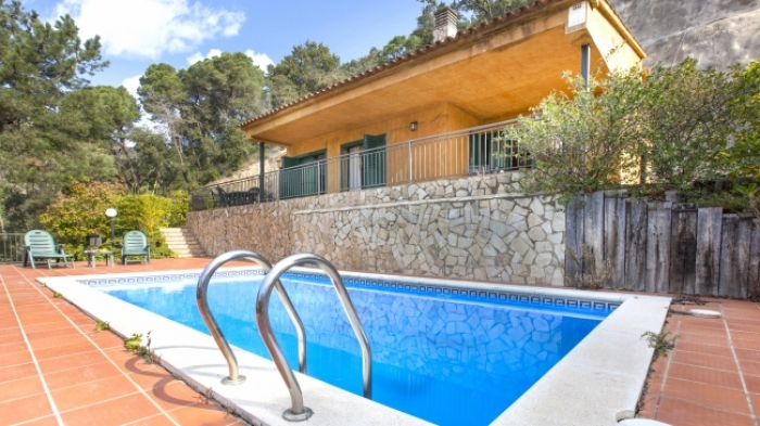 Villa / house Gloria 2 to rent in Lloret de Mar - Canyelles