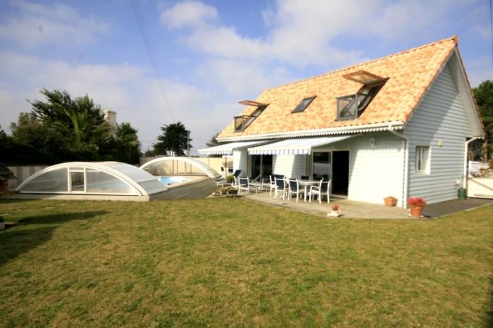 Villa / Haus Guissény zu vermieten in Guisseny