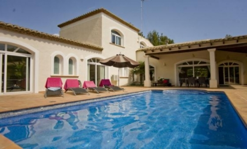 Villa / Maison SOMBRILLA à louer à Altea La Vella
