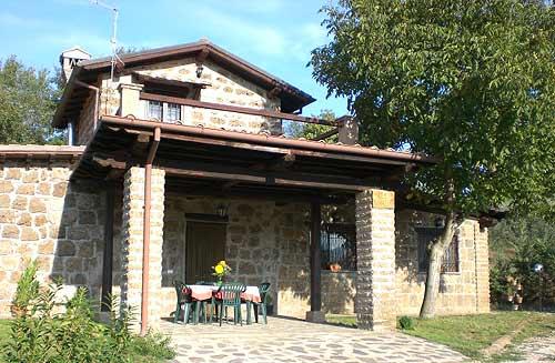 Villa / Maison Chiara à louer à Viterbo