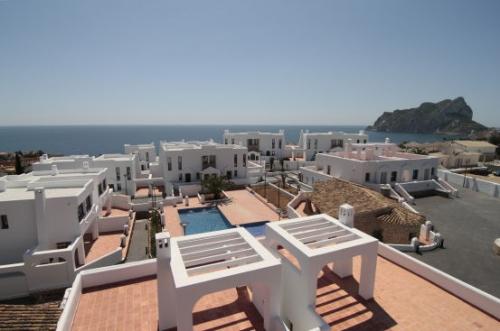 Villa / maison mitoyenne El mirador 4 à louer à Calpe