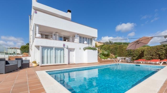 Villa / Maison Nuri à louer à Blanes