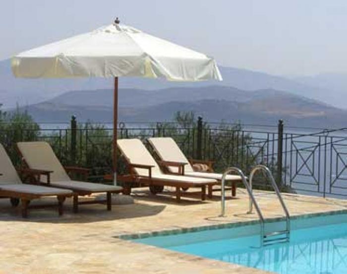 Villa / Haus Sabarba zu vermieten in Kassiopi