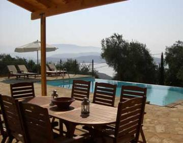Villa / house sabarba to rent in kassiopi