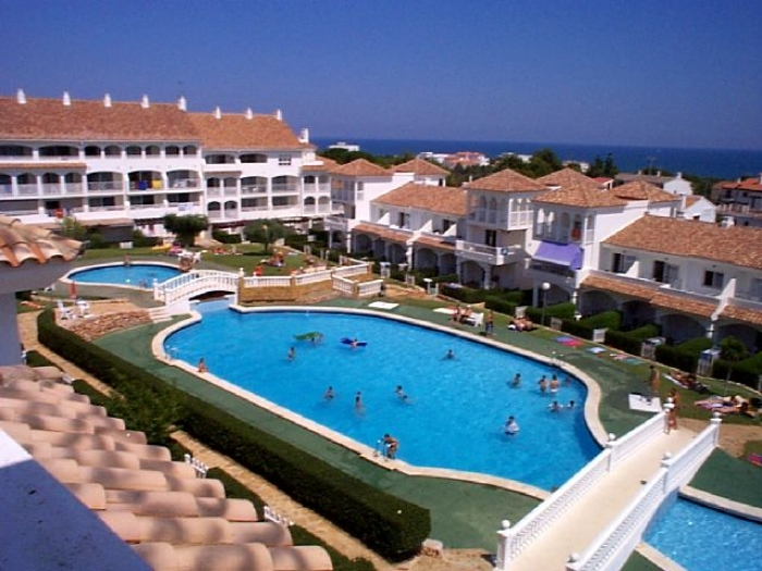 Apartment Andalous 2/4 to rent in Alcossebre
