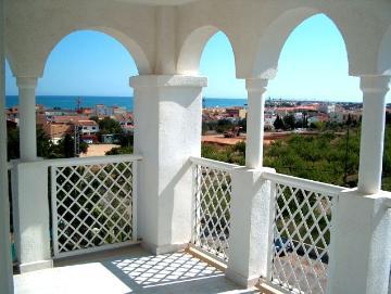 Apartment andalous 4/6 to rent in alcossebre