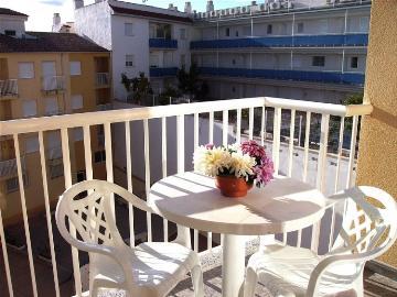 Apartment nostrum 6/8 to rent in alcossebre