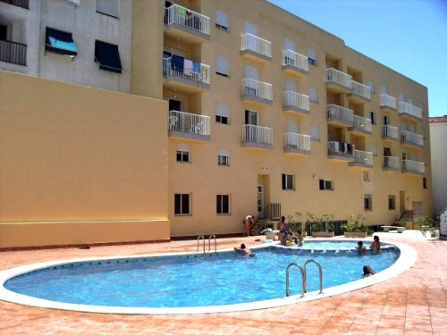 Appartement Nostrum 6/8 à louer à Alcossebre