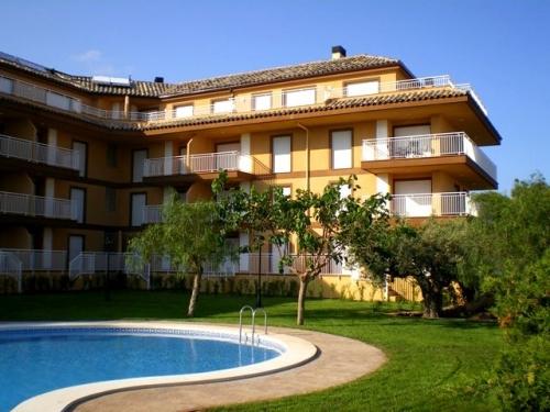 Appartement Bovalar 4/6 à louer à Alcossebre