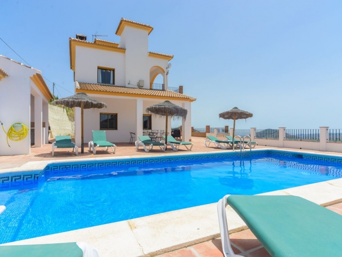 Villa / house Jose 1 to rent in Comares