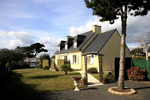 Villa / house Pouldohan to rent in Tregunc