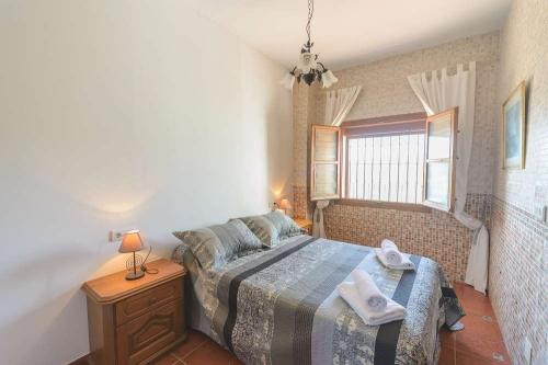 Villa / house las palomeras to rent in comares