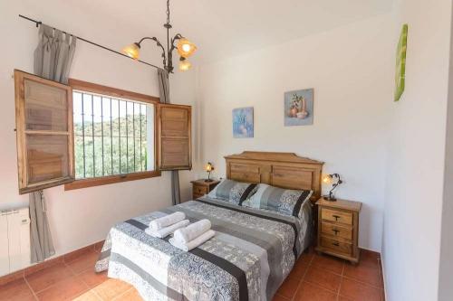 Reserve villa / house las palomeras