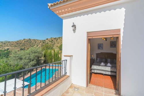 Rental villa / house las palomeras
