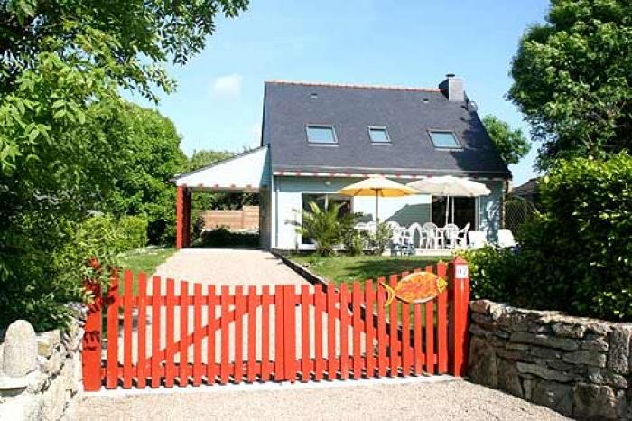 Villa / Haus Bois Flotté zu vermieten in Penmarch