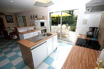 Property villa / house bois flotté