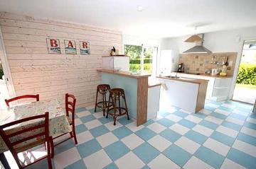 Villa / house bois flotté