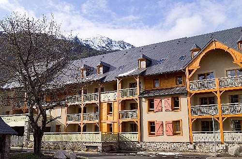 Studio medaille d'or baq to rent in saint lary soulan