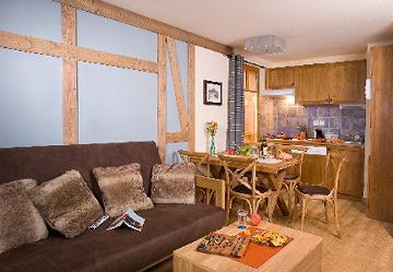 Rental apartment le carve bcf