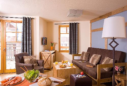 Réserver appartement nordic bef