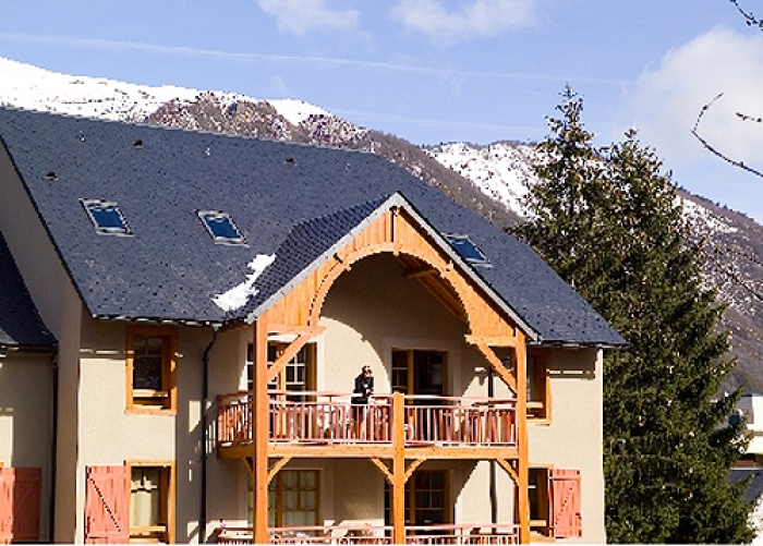 Apartment Téléski BCT to rent in Saint Lary Soulan