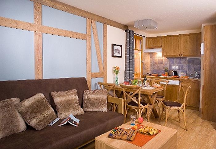 Wohnung Moniteur BEQ zu vermieten in Saint Lary Soulan