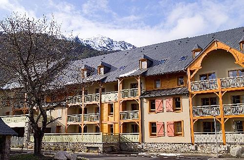 Apartment moniteur beq to rent in saint lary soulan